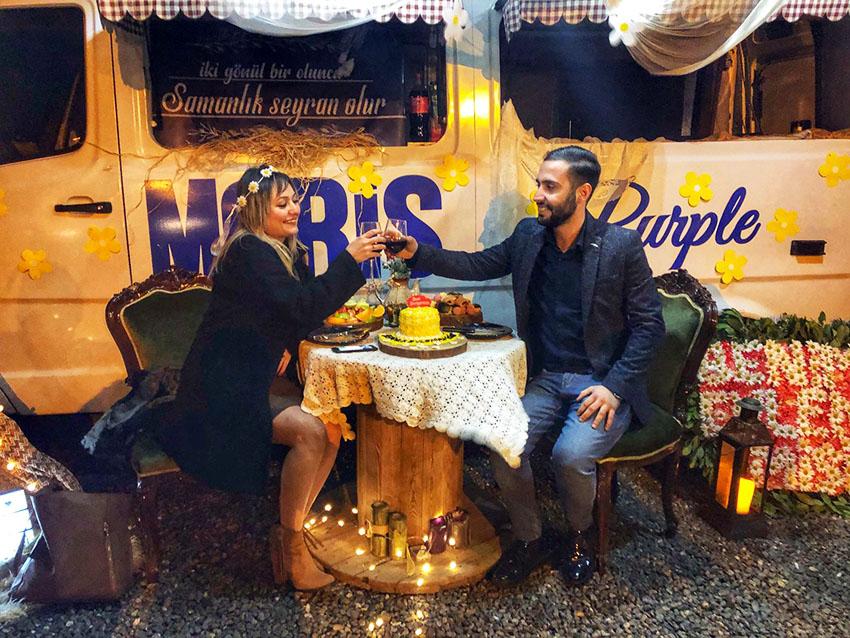 izmir evlilik teklifi