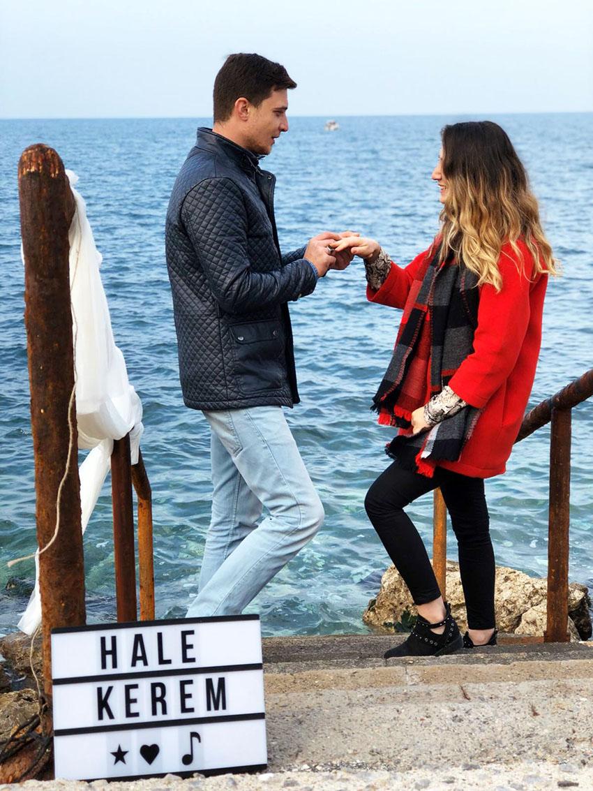 izmir karavan evlilik teklifi organizasyonu