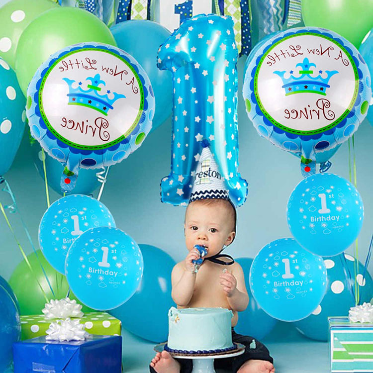 1 yaş doğum günü organizasyon