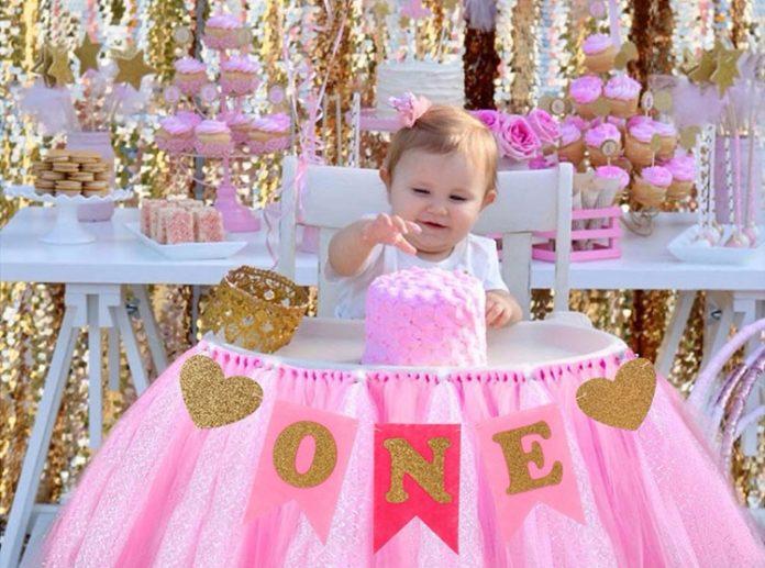 1 yaş doğum günü organizasyonu izmir